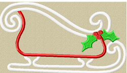 Christmas Sleigh - Copy