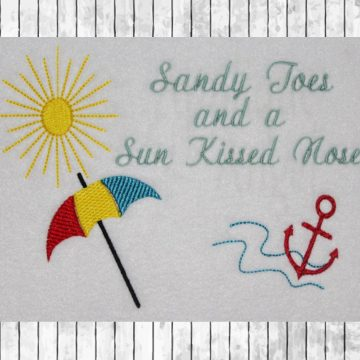Sandy Toes-1